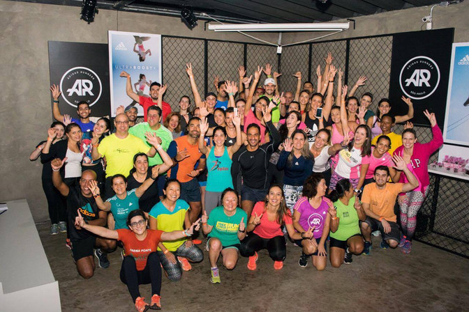 Blog Nathalia Soares + Run Base Adidas
