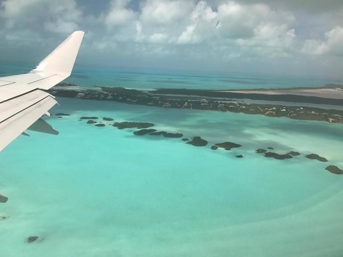 O mar mais azul do caribe: Turks&Caicos