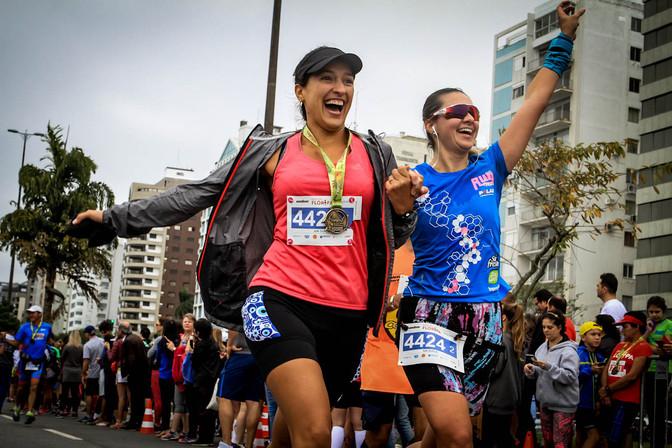 Correndo na Ilha da Magia: Meia Maratona
