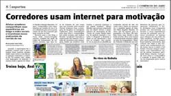 Reportagem Jornal Comércio do Jahu