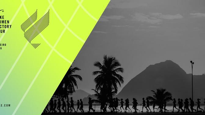 Nike Women Victory Tour - Meia Maratona