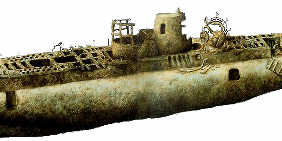 Plongée sur le sous-marin Rubis - N2 confirmés (3)