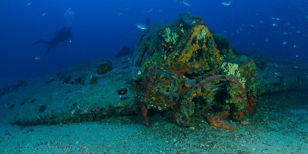Semaine Epaves pour plongeurs autonomes Pa60