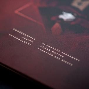 Hörn - Rückseite Tracklist