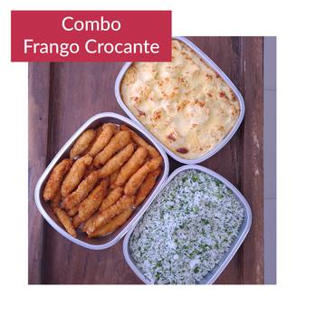 Combo Frango Crocante
