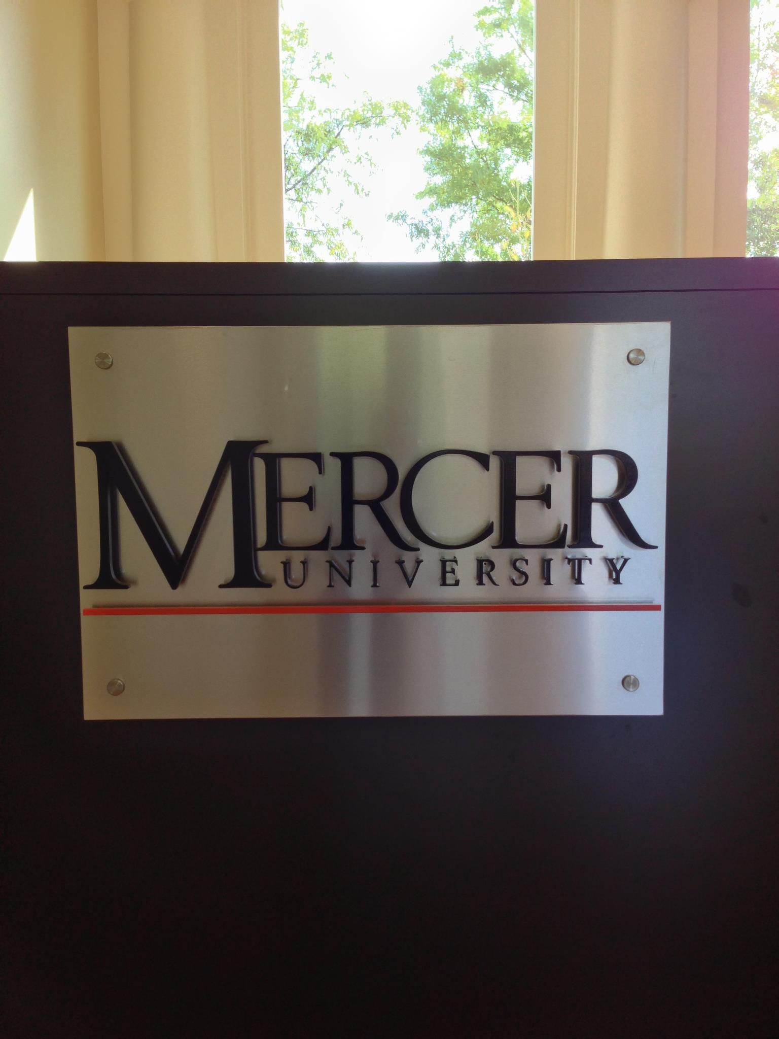 Mercer U Macon,GA