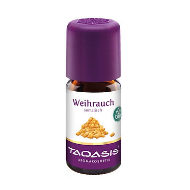 INCIENSO SAGRADO ORGÁNICO 5 ml / Weihrauch BIO