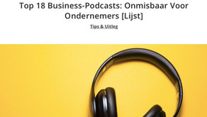 Bedrijvenconsultant: Top 18 Business Podcasts