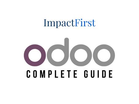 Panduan Odoo - Getting Started