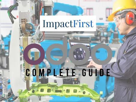 Panduan Odoo Manufacturing
