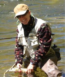 Sue Grand Lake Stream salmon.jpg