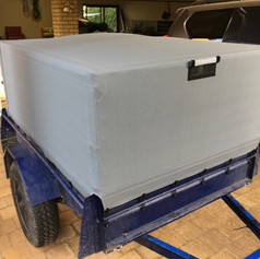 Trailor Canopy