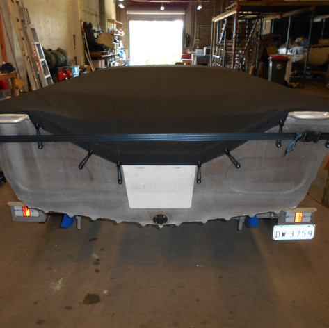 custom made boat covers