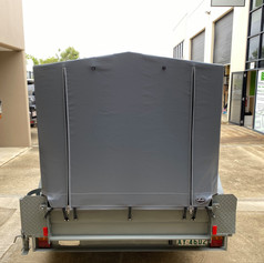 trailer canopy cover
