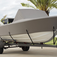 Boat Travel Cover