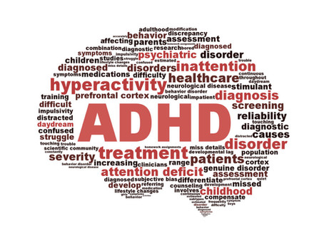 Four Steps Parents Can Take if You Think Your Child has ADHD
