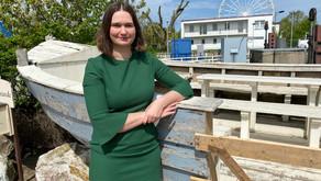 Nationalen Maritimen Konferenz: Seeschiffahrt klimafreundlicher machen