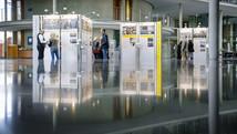 Ausstellungseröffnung Arbeit des Deutschen Bundestags im Marktplatz-Center Neubrandenburg