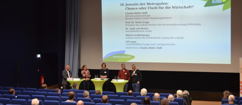 Grüner Wirtschaftskongress 2020 - Rückblick