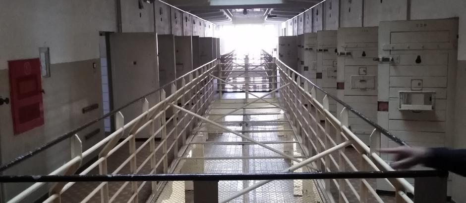 Besuch der Stasi-U-Haft Rostock