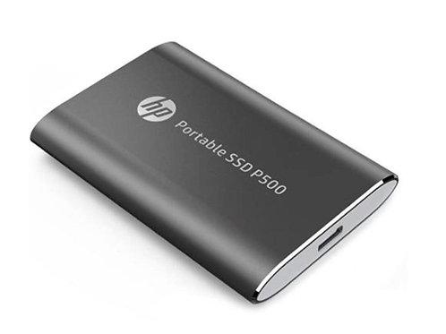 UNIDAD DE ESTADO SOLIDO HP EXT P500 250GB 370MB/s - 200MB/s NEGRO USB (7NL52AA)