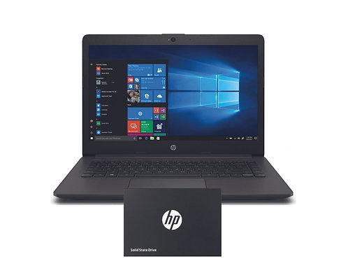 LAPTOP HP 245 G7 R3-2300U 14 8GB 1TB 14 IN W10H (3C694LA#ABM) + SSD 250GB HP