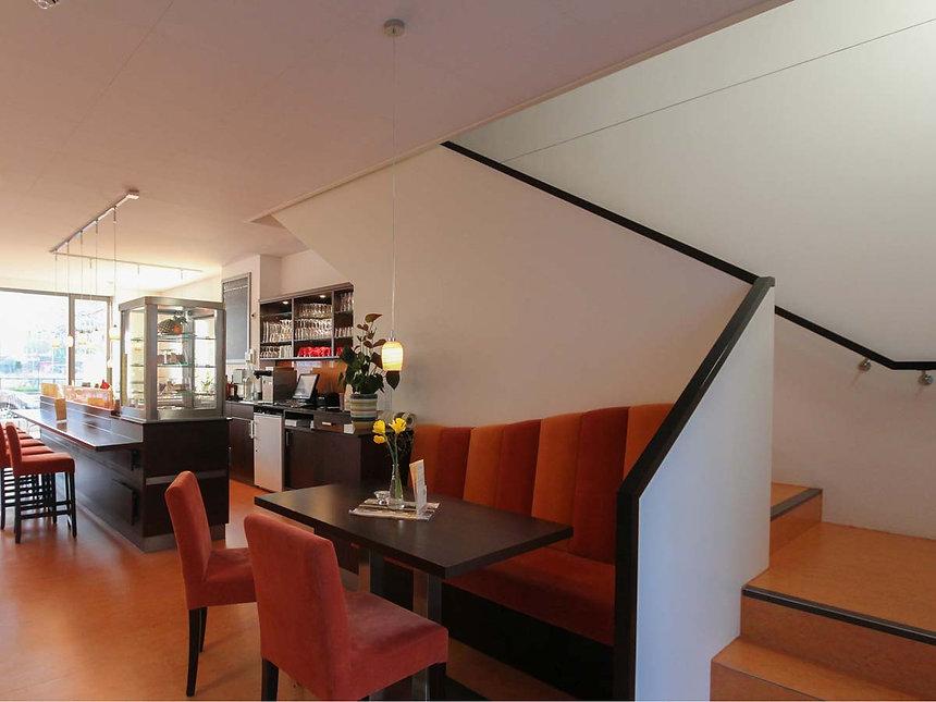 Neubau Wohn- und Begegnungshaus MIA - Cafe