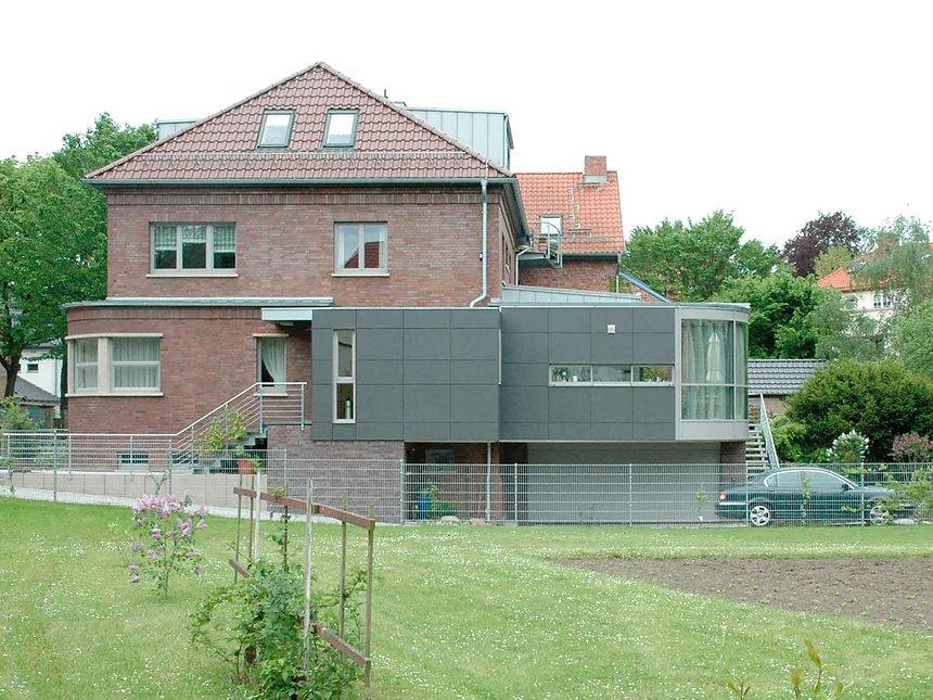 Sanierung Modernisierung Einfamilienhaus Espachstraße in Erfurt