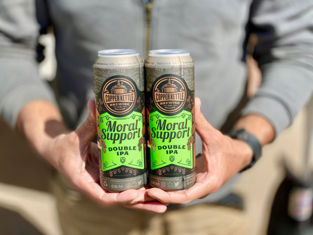 Stronger Together: Copper Kettle Brewing Company and the Power of Community