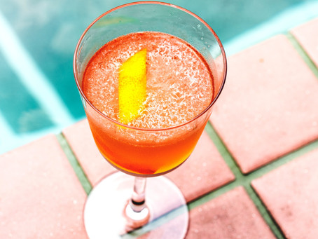 3 In-Betweener Cocktails To Ease You Into Spring