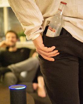 Denver Alcohol delivery app
