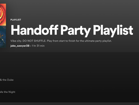 How You Can Create the Perfect Party Playlist