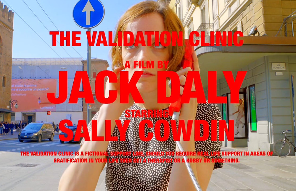 The Validation Clinic by Jack Daly