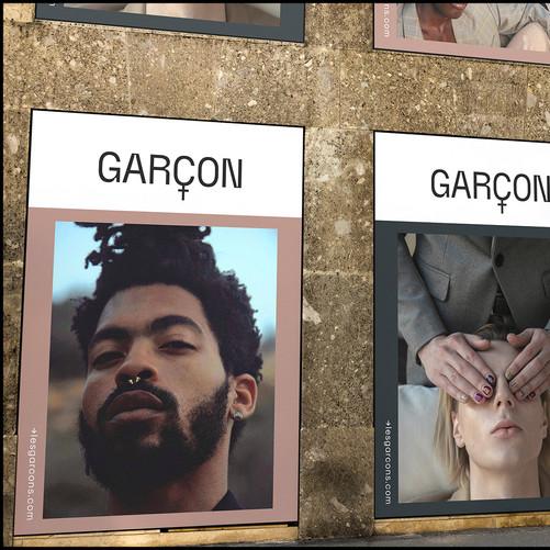 \\ Garçon