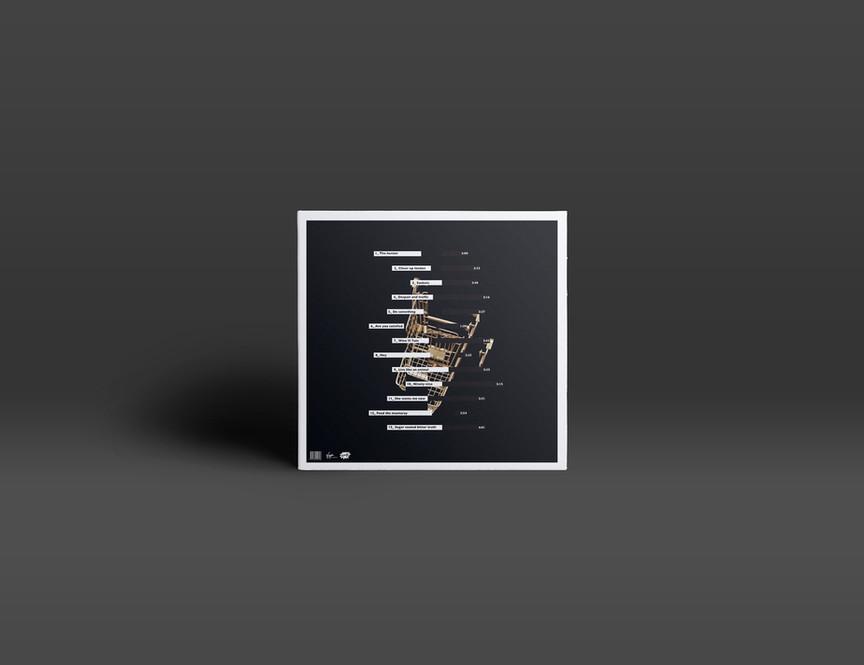 \\ Handmade album cover