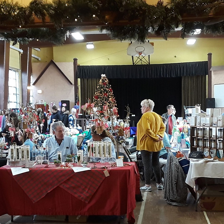 POSTPONED to 2021 - Holiday Craft Fair and Bake Sale