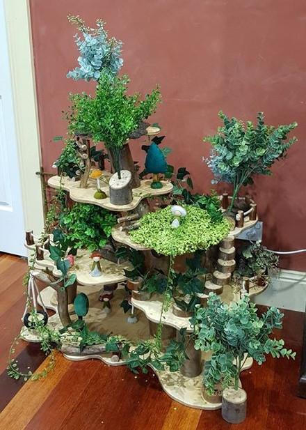 Jungle treehouse
