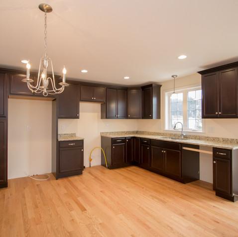 Modern Dark Cabinetry