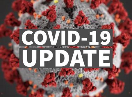 COVID-19 Training Update