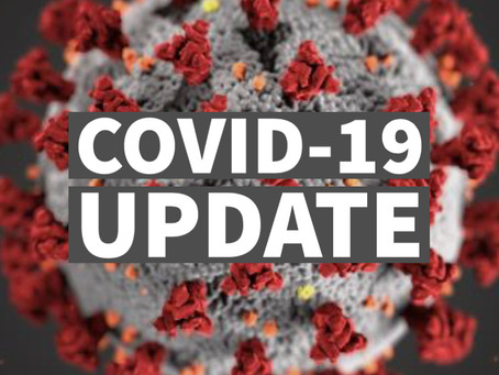 COVID-19 Training Update