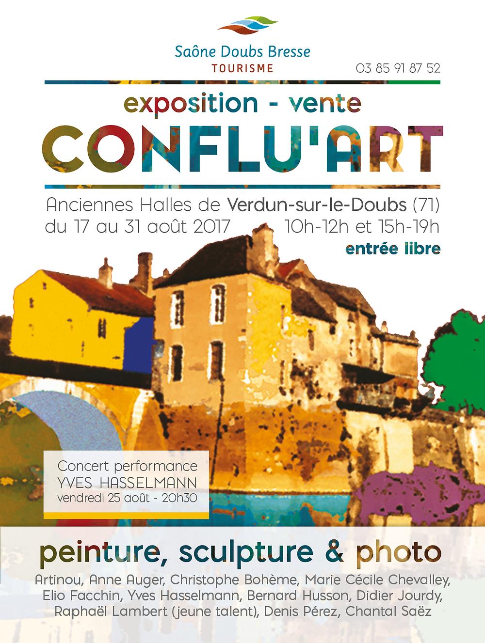 Conflu'Art 2017