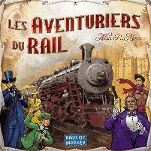 Les aventuriers du rail (version US)