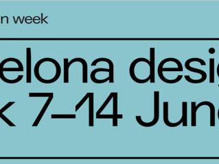Barcelona Design Week!