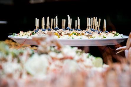 Feestzaal jubileum rijkevorsel koud buffet