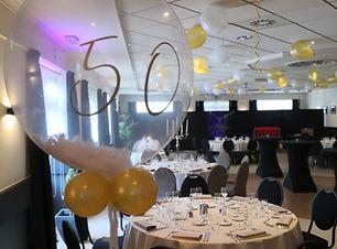 Feestzaal den bakker Rijkevorsel Huwelijksverjaardag jubileum