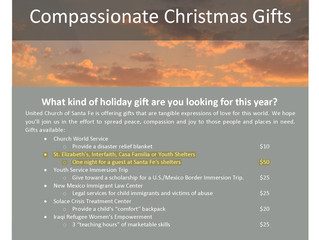 Compassionate Gifts
