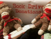 Art.i.fact Annual Sock Drive