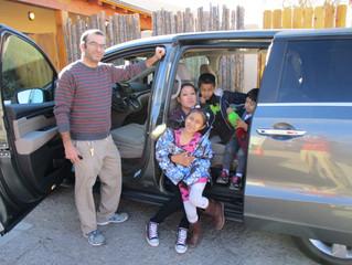 Casa Familia Van Challenge Complete!