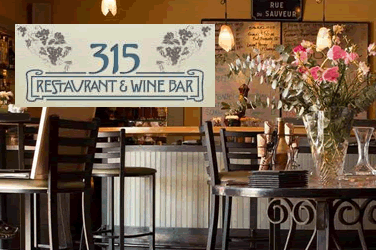 315 Restaurant & Wine Bar