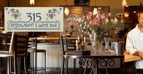 315 Restaurant & Wine Bar